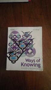 2nd Edition Ways of Knowing Indigenous Studies 107 Textbook