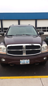 2004 Dodge Durango for parts or to fix