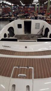 Barracuda  2120  Boat Not Finished   WHITE  5.7 L 350 HP	Engine