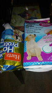 LOTS OF FREE PUPPY PADS!!
