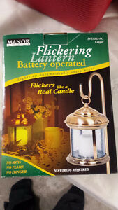 Flickering Lantern - NEW