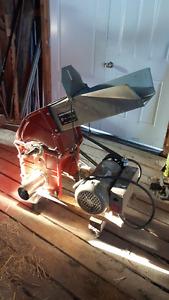 broyeur a fleaux hammermill