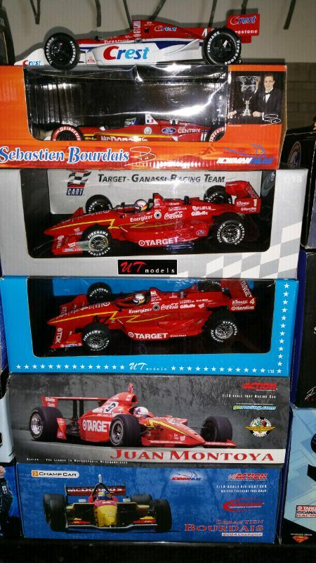 1 18 Diecast Indy Car Collection Pace Car Target Ertl