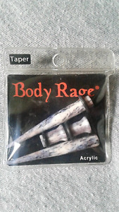 Body Rage Spacers