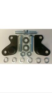 "Lowerring kit 2"" pour touring harley davidson"