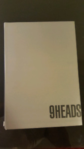 Fanshawe College fashion design program textbook 9 HEADS
