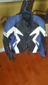 Joe Rocket men's motorcycle jacket.
