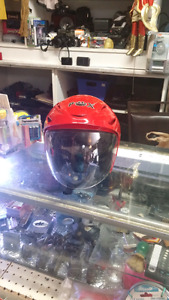 Scooter/motorcycle helmets for sale
