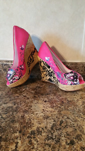 Ed Hardy Wedges