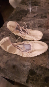 Gently Used Bloch Ballet Shoes - Size 5A