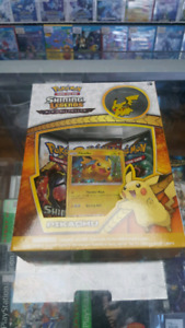 Pokemon Cards: Shining Legends Pikachu Collectionp