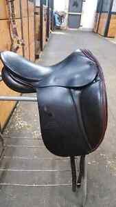 Stubben Dressage saddle  Cornwall Ontario image 1