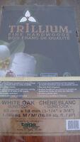 Trillium White Oak Hardwood Flooring