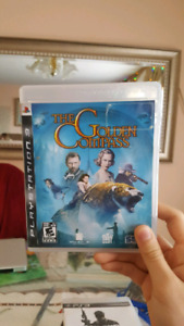 The Golden Compass Ps3 5$