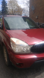 2006 Buick rendezvous as is. Parts