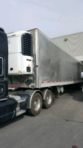 2013 REEFER STAINLESS STEEL UTILITY