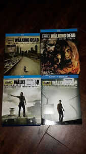 Get ready for Walking Dead with this Blu Ray Collection