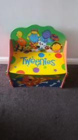 kids wooden storage box for sale