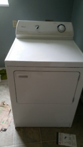 Maytag performance dryer only $50