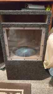 Sub box,amp,deck and all the wiring  Kitchener / Waterloo Kitchener Area image 3