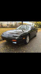 1991 Nissan 240SX Hatchback