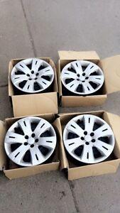 "16"" rims w/Subaru forester hubcaps 5x100"