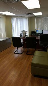 IDEAL LOCATION BRIGHT OFFICE SPACE