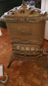 antique stove heaters