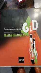French GED Math Book - Mathématiques GED