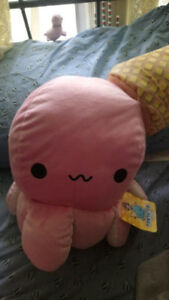 CUTE Japanese Octopus plushie (Large)
