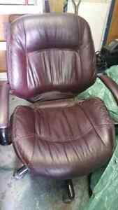 50+ leather office chairs in good condition