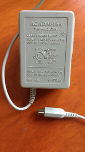 Nintendo DS AC Adapter Charger - DS Lite DSi, DSi XL, 3DS, 3DS X