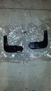 Honda Civic OEM Front Splash Guards 2012 to 2015 Brand New