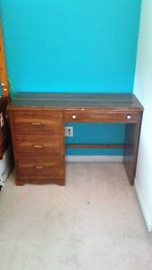Delivery Available - Wooden Desk