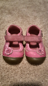 Stride rite first walkers shoes size 5w