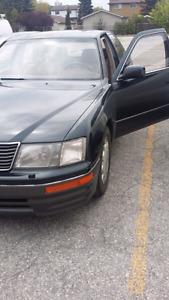 1997 Lexus LS400 $1500 obo