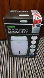 Meaco dehumidifier new