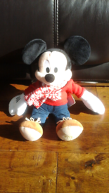 Genuine Disney Store Mickey Mouse