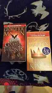 Game of Thrones Novels