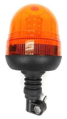 WARNLEUCHTE  RUNDUM LICHT 40 SMD LED 12V/24V BLITZ und ROTATION
