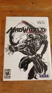 Mad World for Wii