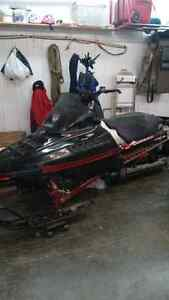 Try your trade (snowmobiles) Moose Jaw Regina Area image 1