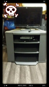 Tv Stand- wooden Small- Medium size
