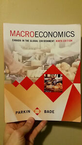 Macroeconomics: Canada in the Global Environment 9th Edition