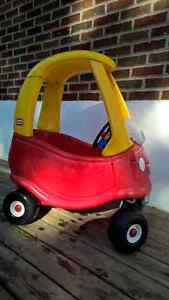 Little Tikes cozy coupe Red Rouge