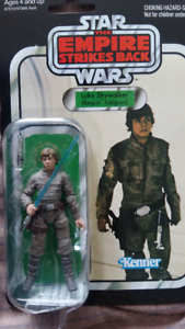 STAR WARS figurine VINTAGE COLLECTION VC04 LUKE BESPIN OUTFIT