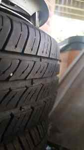All season tires 175/65 r14 Kitchener / Waterloo Kitchener Area image 5