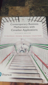 Contemporary Business Mathematics 11th Edition