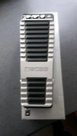 BOSS PW-10 MODELING WAH PEDAL