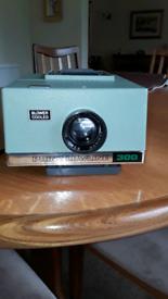 Prinz slide projector.